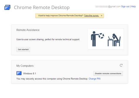chrome jarak jauh mengakses komputer dari jarak jauh dengan chrome remote