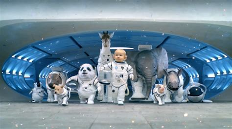 Kia Space Babies Behold Kia S Space Babies Bowl Commercial