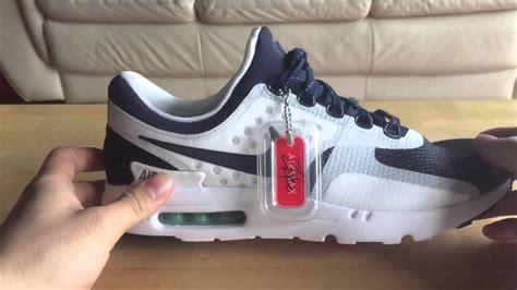 Nike Airmax Zero Raning nike air max zero qs sneaker review 鞋評 第一個鞋評喔