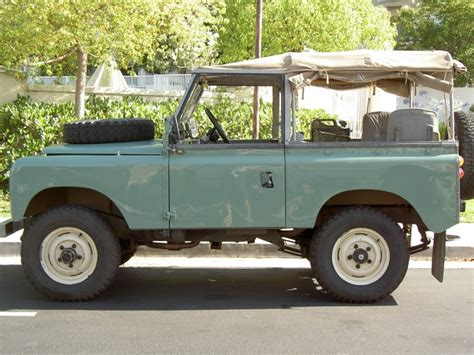 land rover series 1 hardtop safari tropical hardtop land rover series 88 inch land