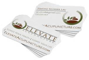 Acupuncture Business Cards Templates by Acupuncture Business Cards Gallery Business Card Template