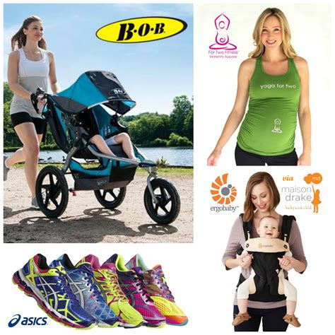Fitness Giveaway - 1000 pregnancy fitness prize pack from for two fitness the style files