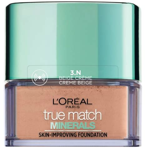 Loreal Snaps Up Organics by L Oreal Cosmetics True Match Minerals Foundation 10