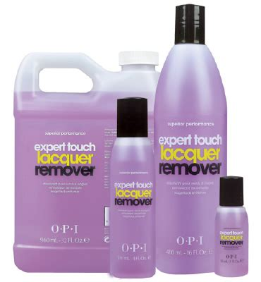 Opi Expert Touch Remover 960ml welcome to opi s site