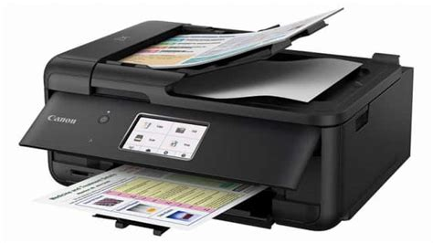 using pixma 432 to print on business card templates canon pixma tr8520 wireless home office all in one printer