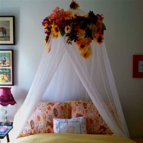 Floral Canopy by Floral Arrangement On Canopy My Olivia Loves Animals