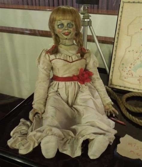 annabelle doll dress this diy annabelle doll costume from the conjuring will