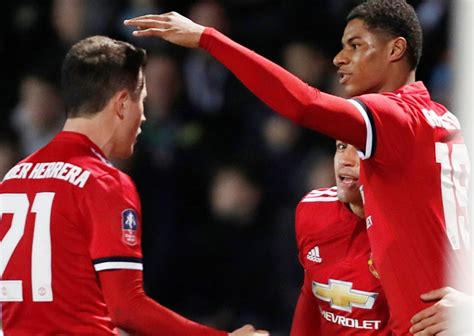 alexis sanchez herrera mourinho reveals how sanchez can help rashford rediff