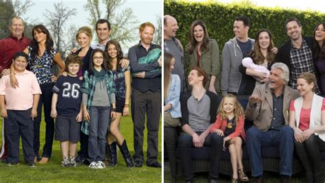 8 In 1 Family 7 ways cbs in pieces is like modern family