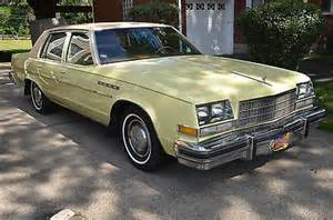 1977 Buick Electra 225 Limited For Sale 1977 Buick Electra 225 Sedan 4 Door 6 6l For Sale