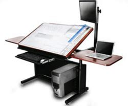 Drafting Computer Desk Drafting Table Computer Desk Combo Search Rooms Desks Small Office And