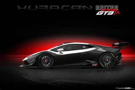 Lamborghini Huracan GT3.huracan reiter gt3 1   HR image at