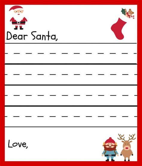 printable letters santa templates spaceships