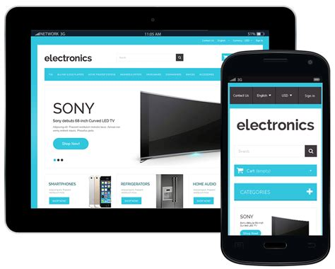 ecommerce mobile template mobile ecommerce template images