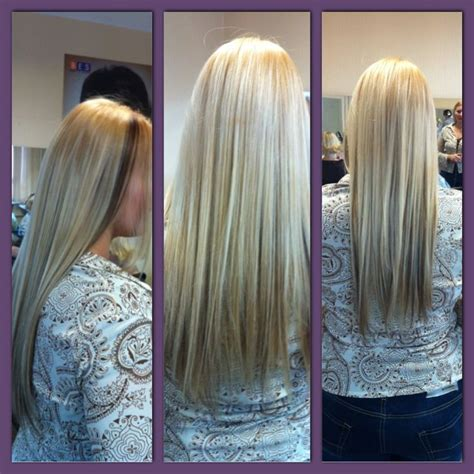 blonde hair with low blonde hair with dark low lights hairstyles by me