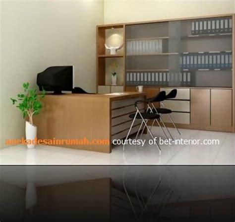 desain ruang kerja di rumah 2 si momot