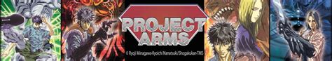 project arms project arms character guide sharetv