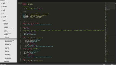 tomorrow theme sublime text 3 sublime text 2 why you should use it plugins and tips