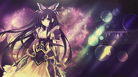 live wallpaper hd anime megapost wallpapers hd de date a live taringa