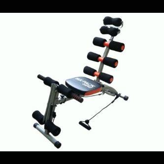 Alat Fitnes J Toner alat olahraga menyehatkan melangsingkan membentuk otot