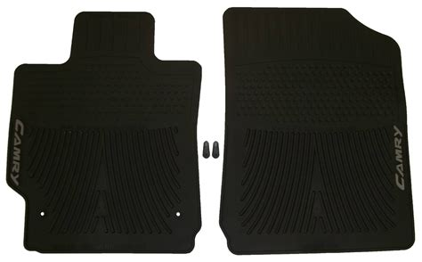 Toyota Camry Rubber Floor Mats by New Premium Oem Toyota Camry All Season Weather Rubber
