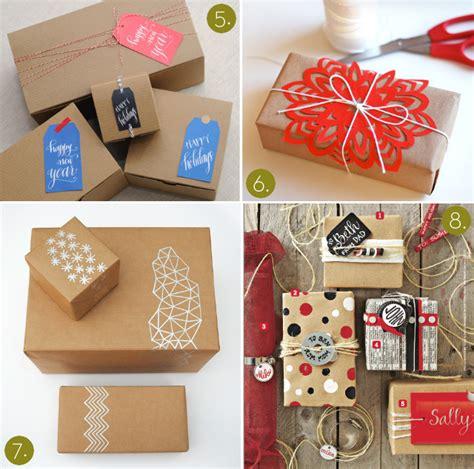 como decorar uñas facil y sencillo reblog 12 formas originales para envolver regalos