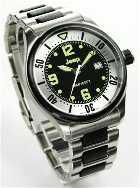 Jeep Watches All Things Jeep Jeep S Earth Series Black