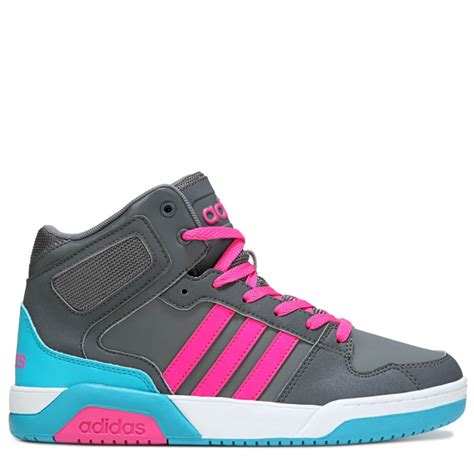 Lc Neo Grey Size S adidas neo bb9tis high top sneaker pre grade school shoes grey shock pink size 12 0 m
