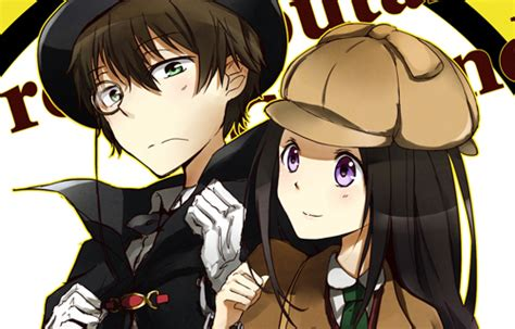 anime de un viro detective the cases of the stalking servant by revi karelin on