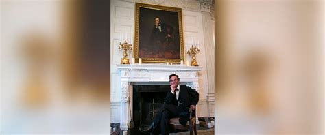 did abraham lincoln live in the white house ghosts of the white house lincoln adams and madison