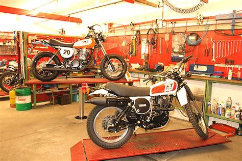 Yamaha Motorrad Werkstatt by Yamaha Xt500 Historie Modelle Experte Und Meinold