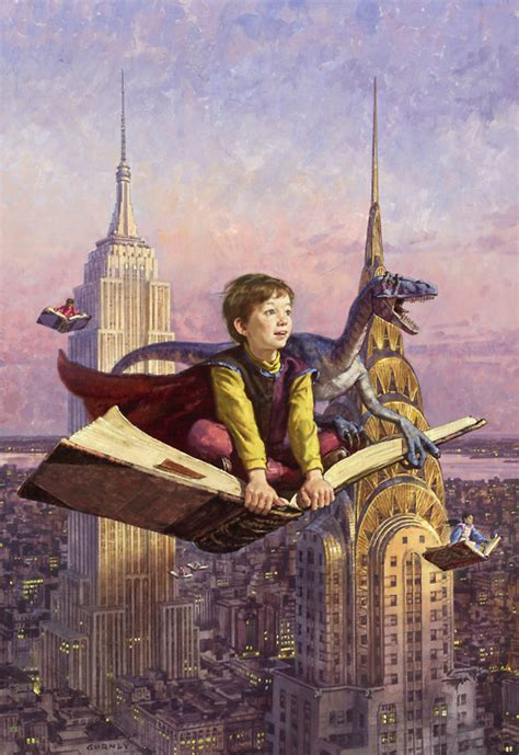the magically brilliant boy books book related illustration