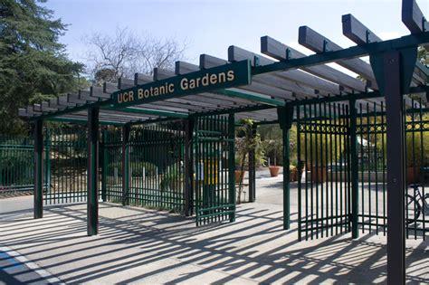 ucr botanical gardens hours uc riverside botanic gardens