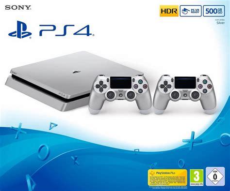 Sony Playstation Ps4 Slim 500 Gb playstation 4 ps4 500gb slim 2 controller otto