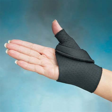 comfort cool hand brace comfort cool thumb cmc abduction orthosis north coast