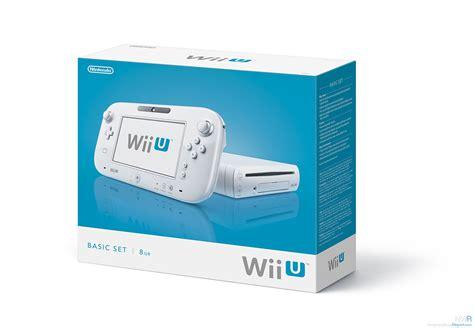 wii u white console koop nintendo wii u console basic white
