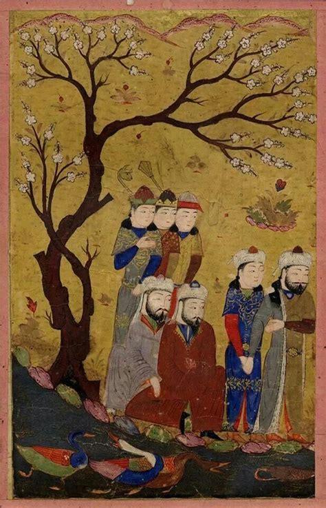 islamic artworks 57 256 best arbres images on trees illuminated