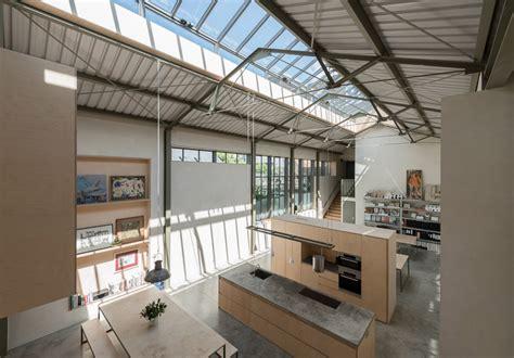 Natural Concrete Floor, The Workshop Camden (Grand Designs