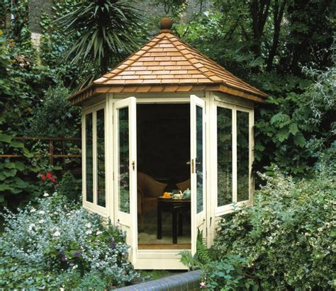 Small Summer House Shed by Pole Barn Plans Free Small Garden Summer Houses Uk Easy