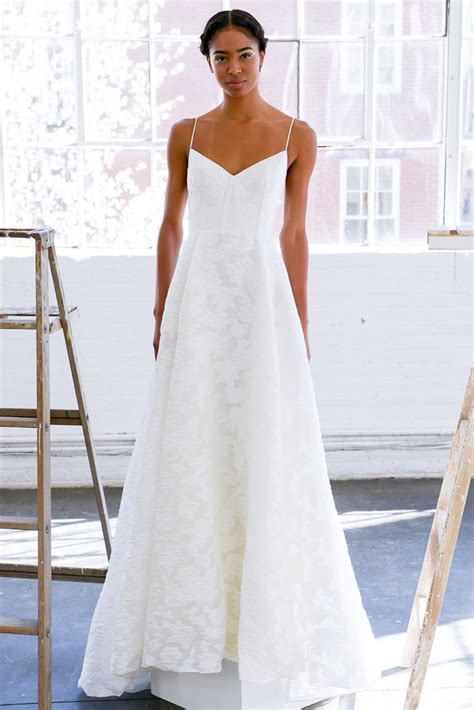 Brautkleid Einfach by The Most Beautiful Simple Wedding Dresses For The