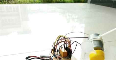 membuat robot pemadam api sederhana robotika dan elektronika robot pemadam api berbasis fuzzy
