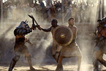 gladiator film age rating gladiator montreal film journal
