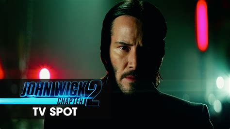 movie tickets john wick chapter 2 2017 john wick chapter 2 2017 movie official tv spot elegantly crafted phase9 entertainment