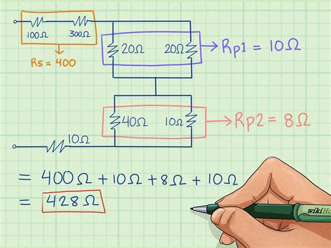 resistors in series and parallel extension sheet how to calculate series and parallel resistance with sheets