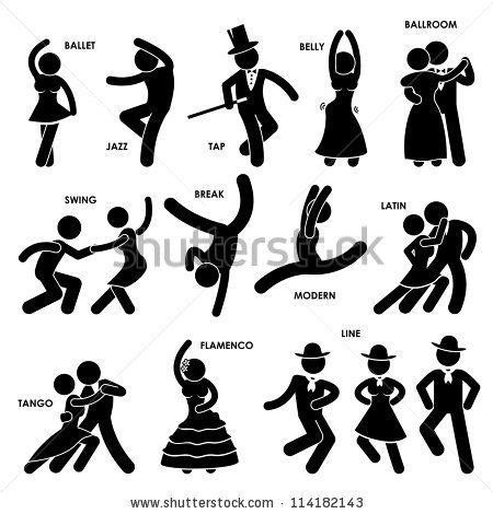 list of swing dance moves different kinds of dance dance pinterest icons