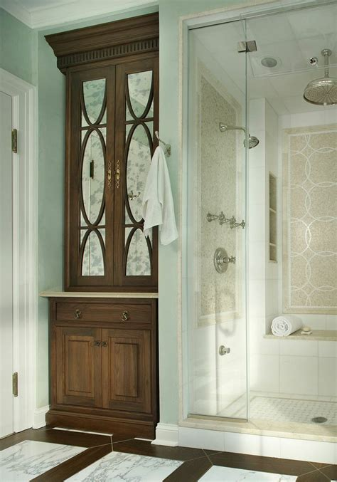 Linen Cabinet Doors 11 Best Bathroom Linen Cabinet Images On Bathrooms Linen Cabinet And Bathroom
