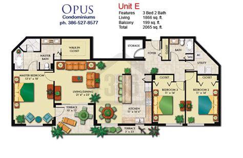 floor plans for condos opus condo floor plans daytona shores condos