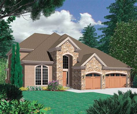 house plans daylight basement compact daylight basement 69069am architectural designs house plans