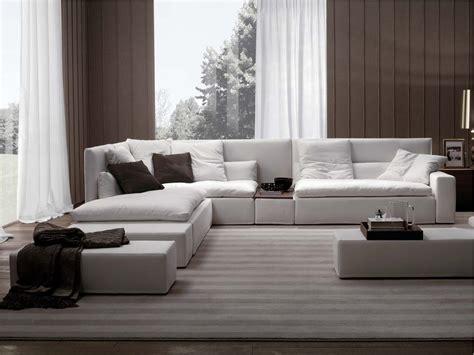 poltrone e sofa divani domino divano con schienale alto by frigerio poltrone e divani