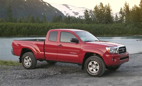 Toyota Tacoma 2008 Car And Driver
